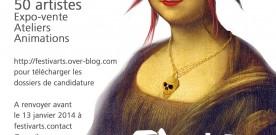 Festiv' Arts 2014, les inscriptions sont ouvertes