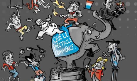 Factotum N°193, automne 2016: QUE LE SPECTACLE COMMENCE!