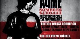 AQME – Sombres efforts (réédition spécial 15 ans)