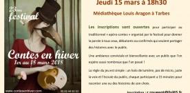 23ème festival Contes en Hiver !