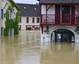 Concert de soutien aux sinistrés de Salies-de-Béarn