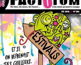 Le n°204 de Factotum - Spécial été !
