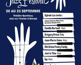 Festival Jazz sur l'herbe à Anglet