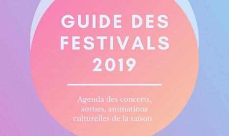 Avant-guide des festivals 2019