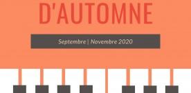 Agenda d'Automne 2019