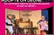 UN AVANT-GOÛT DE LA PIECE ADOPTE UN JEUNE.COM